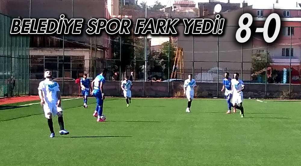 Belediye Spor Fark Yedi…