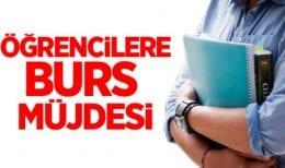 Her Öğrenciye 100 Lira Burs Kampanyası