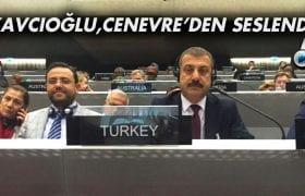 Kavcıoğlu, Cenevre'de 15 Temmuz'u Anlattı