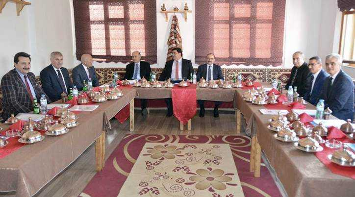 KUDAKA 81. Toplantısını Erzincan'da Gerçekleştirdi