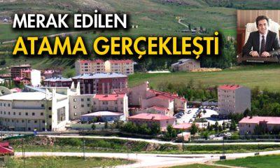 Kamu Hastaneleri Genel Sekreterliğine Canmemiş Atandı