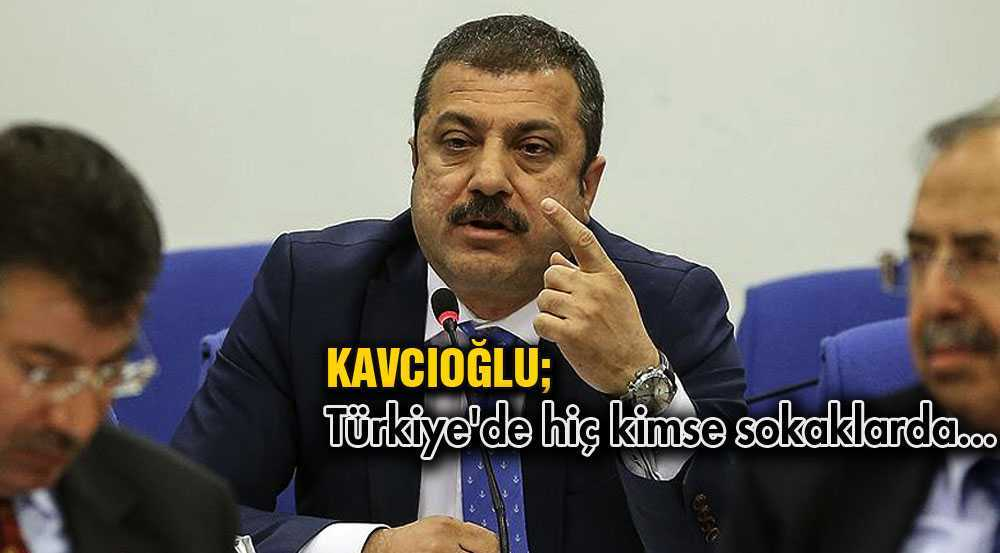 Kavcıoğlu, Bütçe Komisyonunda İddialı Konuştu…