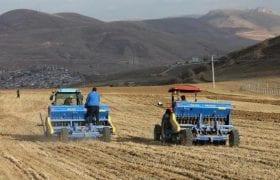 Ortak Makine Parkı Çiftçiler Tarafından Büyük İlgi Görüyor