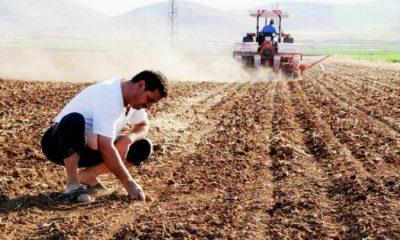 Bayburt'ta Zarar Gören Çiftçilerin Kredi Borçları Ertelendi