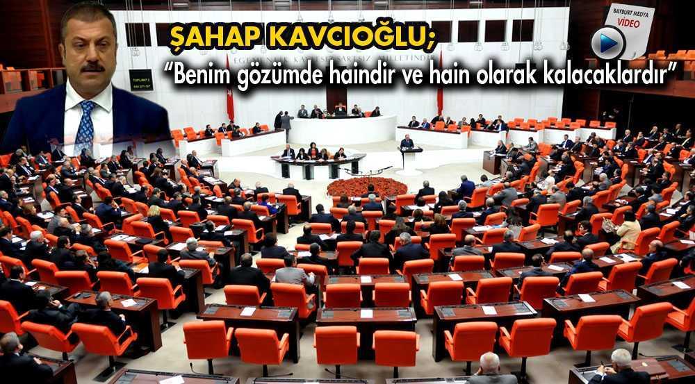 Kavcıoğlu'ndan HDP Vekillerine Ser İfadeler