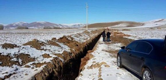 Demirözünde Çiftçilere Zararları İçin Ödeme Yapıldı
