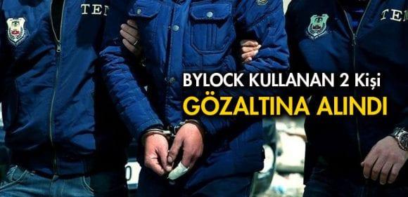 ByLock Kullanan Teğmen ve Emniyet Müdürü Gözaltına Alındı