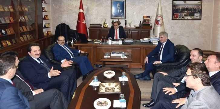 Trabzonlu İşadamlarına Bayburt'a Yatırım Çağrısı…