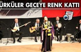 Kurtuluş Etkinlikleri, Türkülerle Renklendi