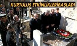 Bayburt'un Düşman İşgalinden Kurtuluşu Törenlerle Kutlanıyor