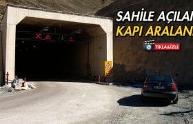 Bayburt'un Sahile Açılan Kapısı Aralandı