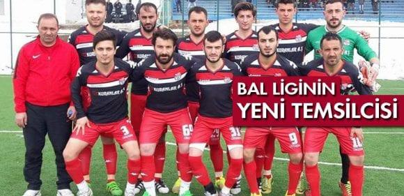 Bayburt'un  BAL Ligi Temsilcisi Çatıksuspor Oldu
