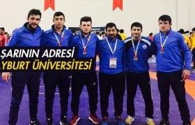 Bayburt Üniversitesi Spordaki Başarılarına Devam Ediyor