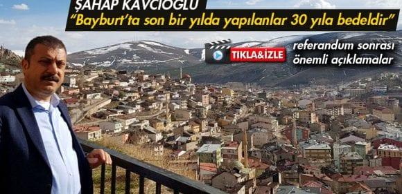 Kavcıoğlu'ndan Seçim Sonrası Önemli Açıklamalar