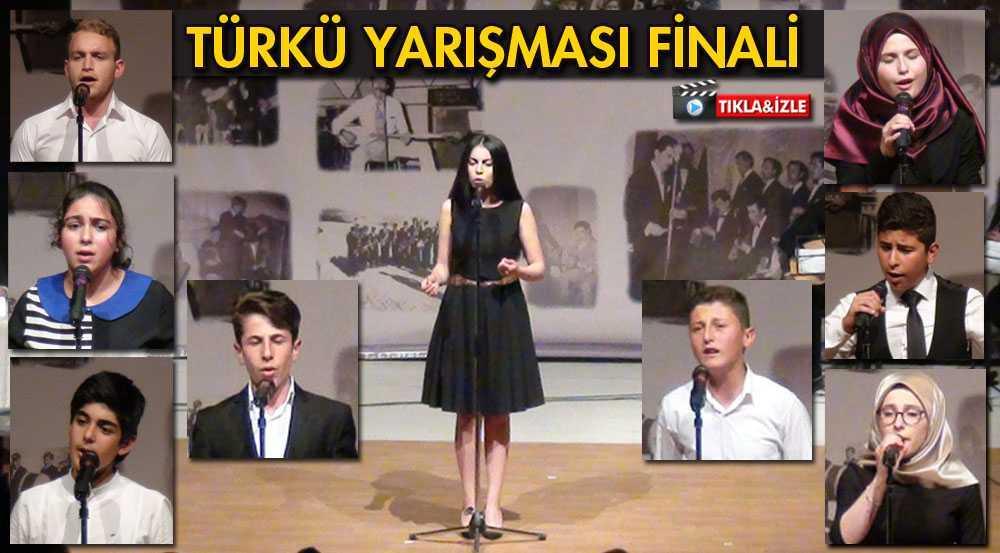 Türkü Yarışması Finaline Yoğun İlgi