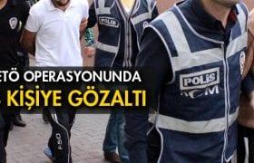 FETÖ'nün Öğretmen Yapılanmasında 4 Gözaltı