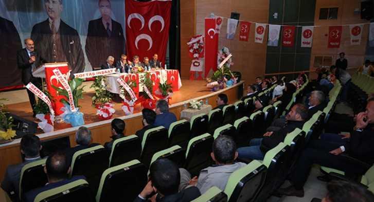 MHP, Bekir Kasap'la Devam Dedi