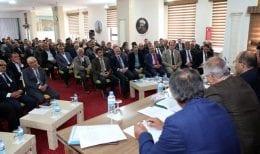 Bayburt'ta KÖYDES Dönem Başı Toplantısını Gerçekleştirildi