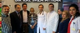 Bayburt Devlet Hastanesinden Önemli Başarı
