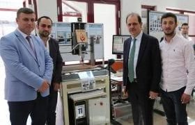Bayburt Üniversitesi CNC Freze İmalatı Gerçekleştirdi