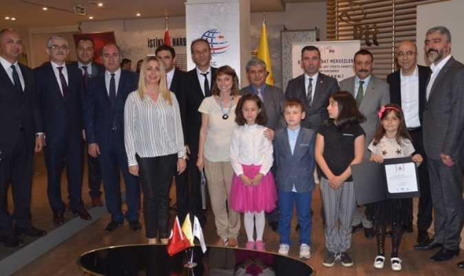 Bayburt Bilim ve Sanat Merkezi Ankara'da Sergi Açtı