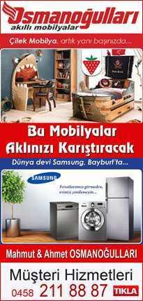 Osmanoğlulları mobilya devam