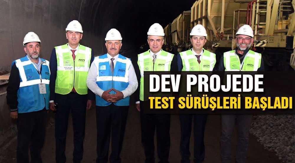 Dev Projede Bayburt Grup Başarısı
