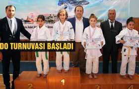 Karadeniz Judo Turnuvası Bayburt'ta Başladı