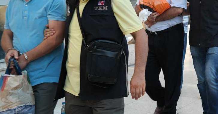 Bayburt'ta Darbe Teşebbüsüne Yönelik Operasyonlarda 14 Gözaltı