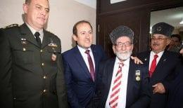 Bayburt'ta Gaziler Günü Düzenlenen Etkinlikle Kutlandı