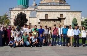Antalya'da Uygulamalı Seracılık Eğitimi