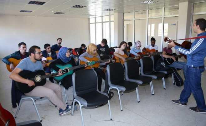 Bayburt Gençlik Merkezinde Kurslar İçin Müracaatlar Başlıyor