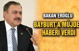 """Bakan Eroğlu: """"Evleri Su Altında Kalmaktan Kurtarıyoruz"""""""