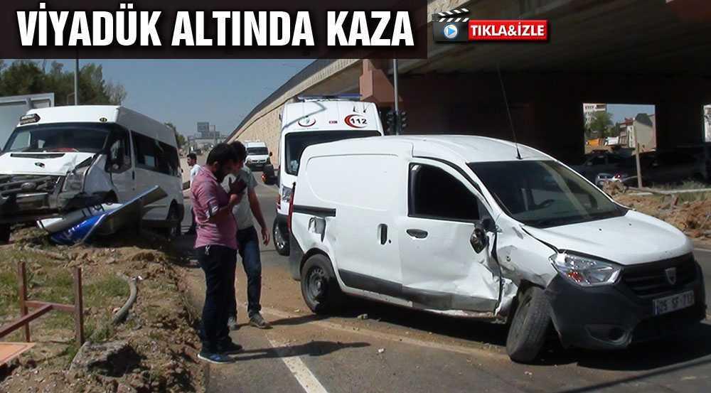 Viyadük Altında Kazalar Son Bulmuyor…