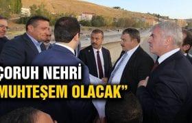 Türkiye'de Gerdan Olacak Tek Proje…