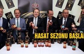 Baybur'ta Geleneksek Bal Hasat Sezonu Başladı