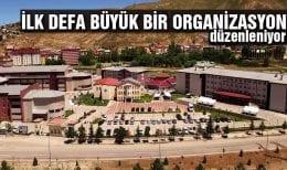 Bayburt Üniversitesinden Önemli Organizasyon