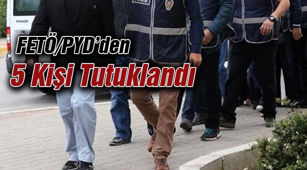 FETÖ Yargılamasında 5 Kişi Tutuklandı
