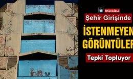 Baybur'ta Duvar Yazıları Tepki Topluyor