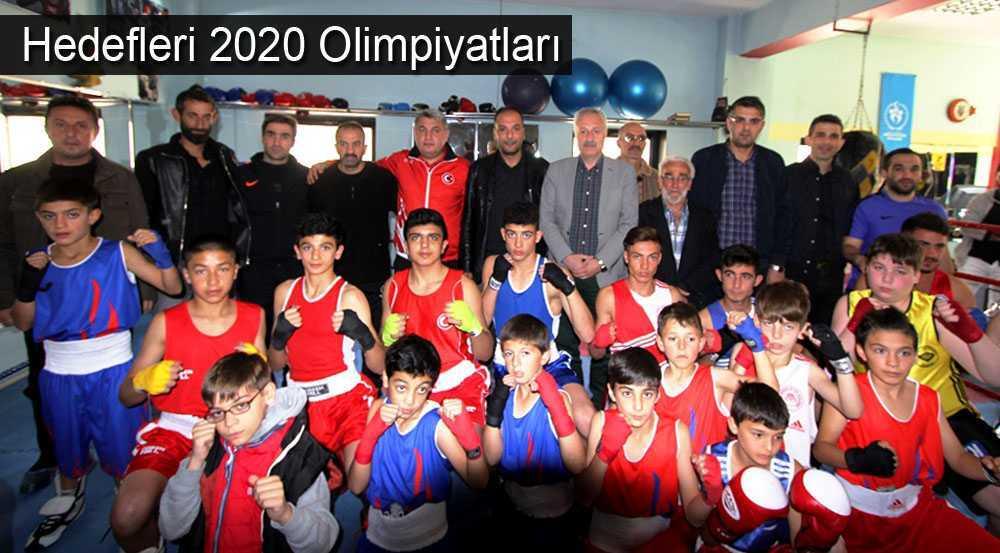 Tuğra Boks Spor Kulübünün Hedefi 2020 Olimpiyatları