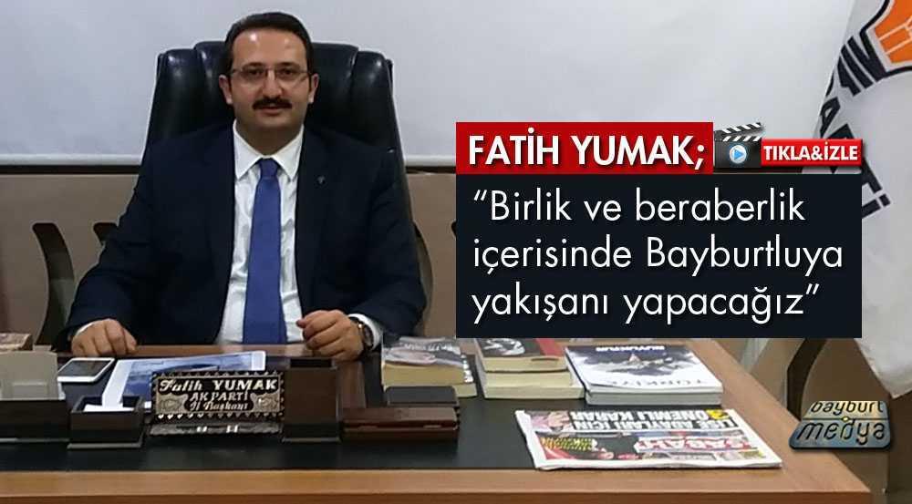 Bayburt, Cumhurbaşkanı Erdoğan'ı Coşkuyla Karşılayacak…