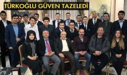 Hakem Camiası Yeniden Türkoğlu Dedi