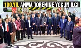 Samsun'da Bayburt'un Kurtuluş Gecesine Yoğun İlgi