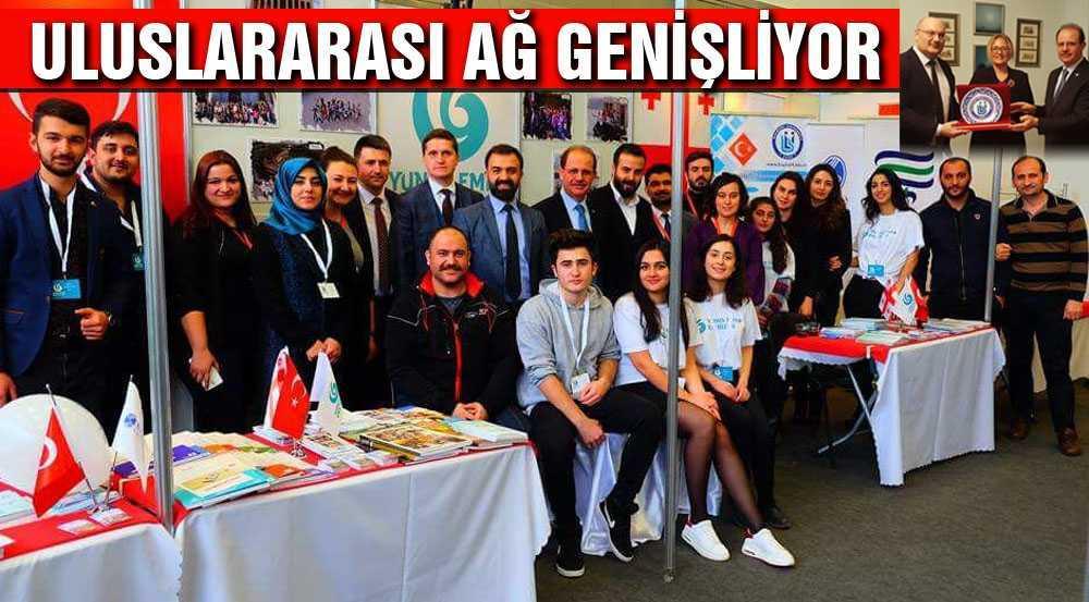 Bayburt Üniversitesi Uluslararası Akademik Ağlarını Genişletti