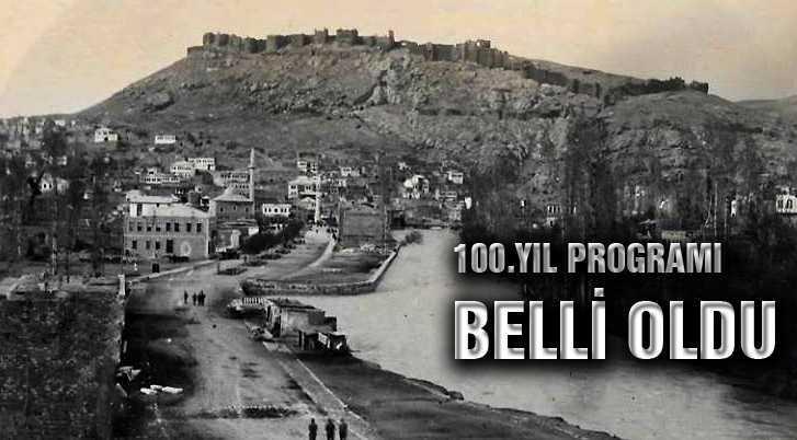 Bayburt'un 100. Yıl Kurtuluş Programı Belli Oldu