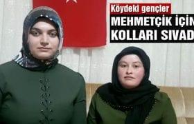Bayraktar Köyü Kadınları Afrin İçin Kolları Sıvadı