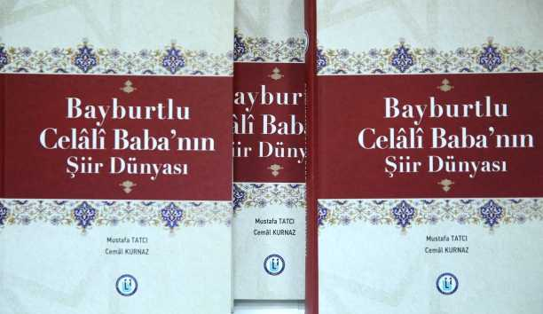 Bayburt Üniversitesi'nden Tasavvuf Kültürünü Yaşatan Eser