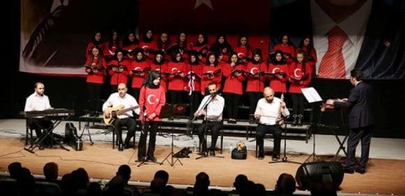 İstiklal Marşı'nın Kabulü ve Mehmet Akif Ersoy'u Anma Töreni
