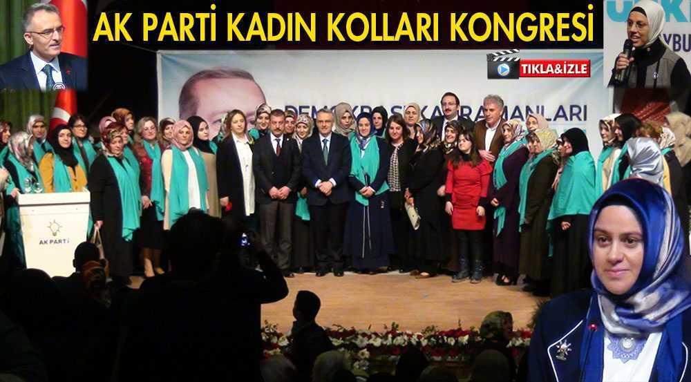 AK Parti Bayburt Kadın Kolları Başkanlığına Atamer Getirildi