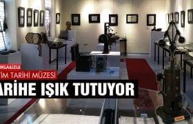"""Bayburt'ta """"Eğitim Tarihi Müzesi"""" Tarihe Işık Tutuyor"""